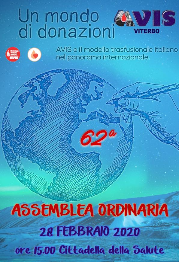 62^ ASSEMBLEA ORDINARIA DEI SOCI